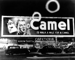 Image of Camel Ad